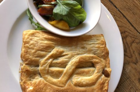 Steak And Stout Pie | Foresters Arms