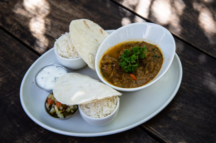 Lamb Curry | Foresters Arms